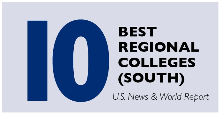 10 Best Regional Colleges South